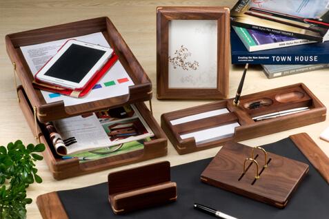 Office Desk Organizer And Accessories