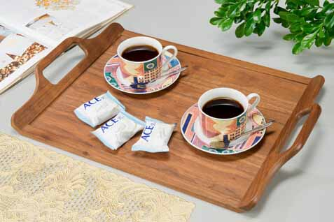 Stackable Self-Service Tray (3519)